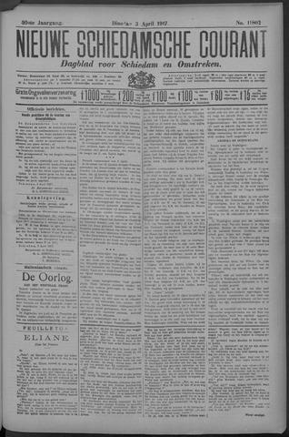 Nieuwe Schiedamsche Courant 1917-04-03