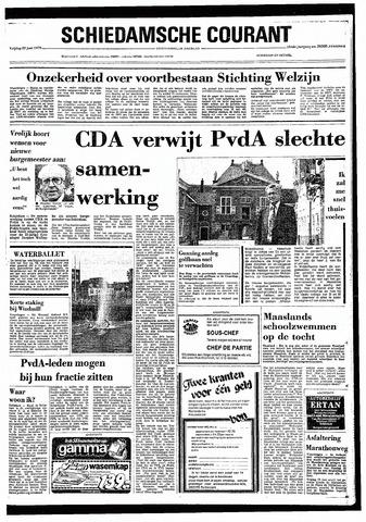 Rotterdamsch Nieuwsblad / Schiedamsche Courant / Rotterdams Dagblad / Waterweg / Algemeen Dagblad 1979-06-22
