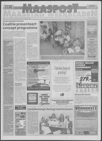 Maaspost / Maasstad / Maasstad Pers 1998-04-08