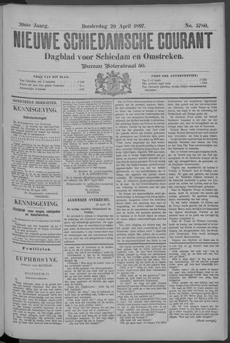 Nieuwe Schiedamsche Courant 1897-04-29