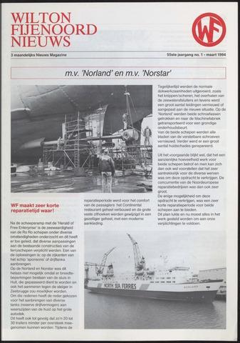 Wilton Fijenoord Nieuws 1994