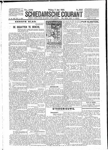 Schiedamsche Courant 1933-06-02