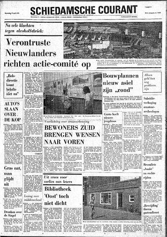 Rotterdamsch Nieuwsblad / Schiedamsche Courant / Rotterdams Dagblad / Waterweg / Algemeen Dagblad 1974-04-17