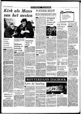 Rotterdamsch Parool / De Schiedammer 1968-06-01
