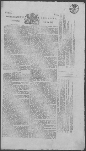 Rotterdamse Courant 1823-06-12
