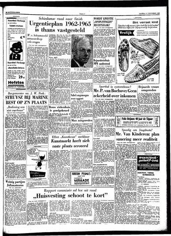 Trouw / De Rotterdammer 1962-11-27