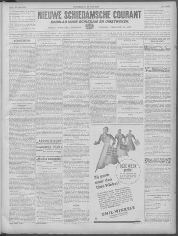 Nieuwe Schiedamsche Courant 1933-06-29