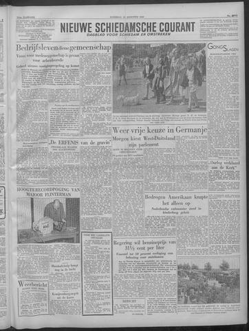 Nieuwe Schiedamsche Courant 1949-08-13