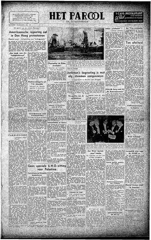 Rotterdamsch Parool / De Schiedammer 1947-03-06