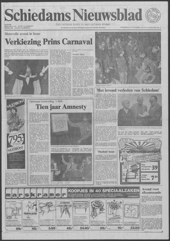 Schiedams Nieuwsblad 1981-11-18