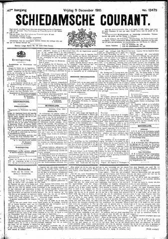 Schiedamsche Courant 1910-12-09