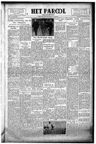 Rotterdamsch Parool / De Schiedammer 1946-02-18