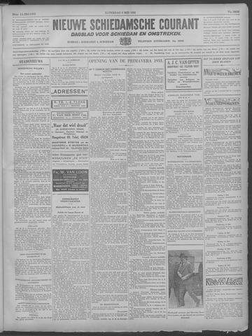 Nieuwe Schiedamsche Courant 1933-05-06