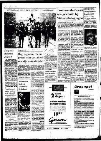Rotterdamsch Parool / De Schiedammer 1966-11-21