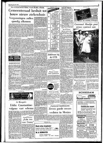 Rotterdamsch Parool / De Schiedammer 1961-07-29