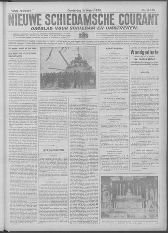 Nieuwe Schiedamsche Courant 1929-03-21