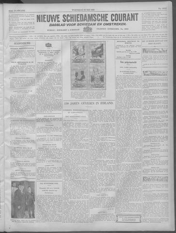 Nieuwe Schiedamsche Courant 1932-05-25