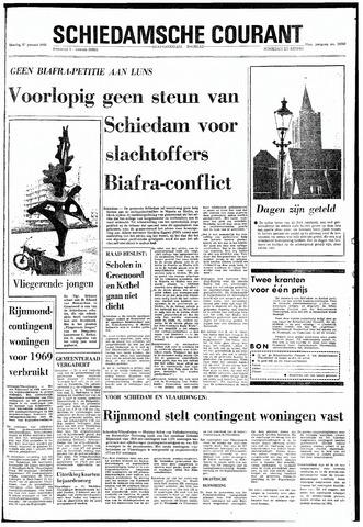 Rotterdamsch Nieuwsblad / Schiedamsche Courant / Rotterdams Dagblad / Waterweg / Algemeen Dagblad 1970-01-27