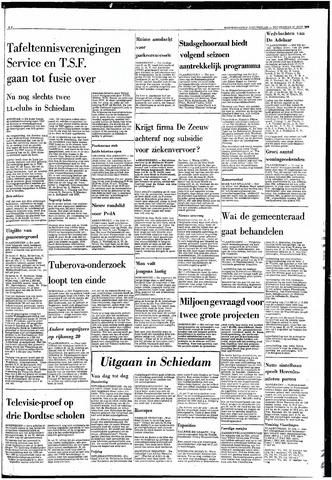 Rotterdamsch Nieuwsblad / Schiedamsche Courant / Rotterdams Dagblad / Waterweg / Algemeen Dagblad 1968-06-27