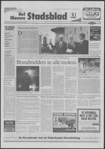 Het Nieuwe Stadsblad 1997-09-04