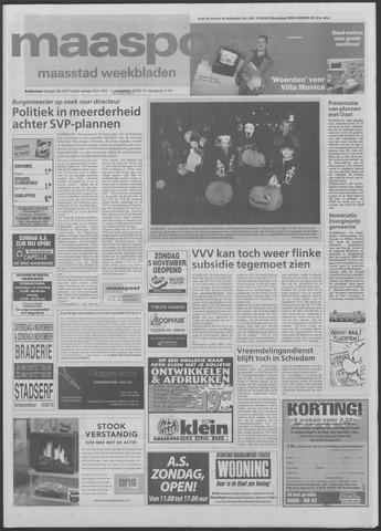 Maaspost / Maasstad / Maasstad Pers 2000-11-01