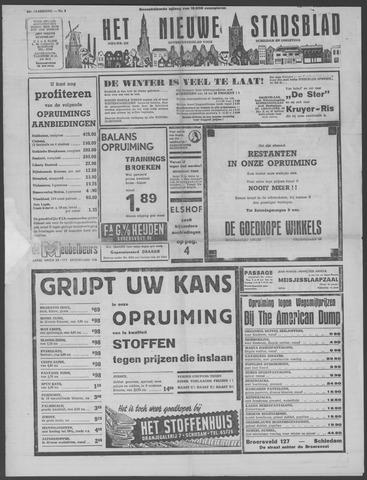 Het Nieuwe Stadsblad 1954