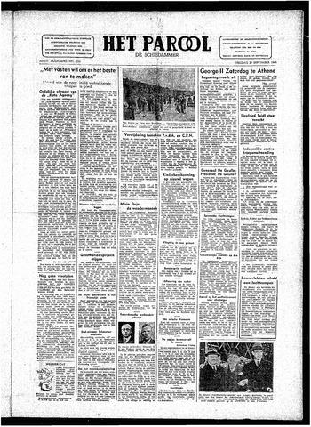 Rotterdamsch Parool / De Schiedammer 1946-09-27