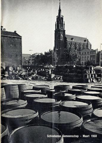 Schiedamse Gemeenschap (tijdschrift) 1968-03-01