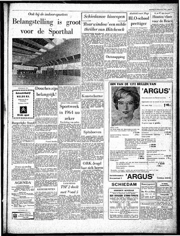 Rotterdamsch Parool / De Schiedammer 1963-12-14
