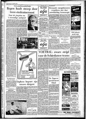 Rotterdamsch Parool / De Schiedammer 1961-11-02