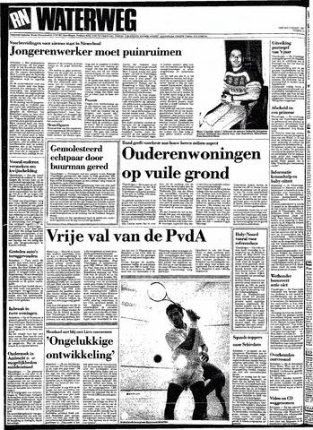 Rotterdamsch Nieuwsblad / Schiedamsche Courant / Rotterdams Dagblad / Waterweg / Algemeen Dagblad 1991-03-08
