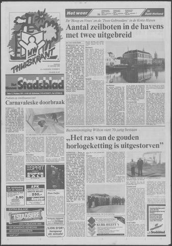 Het Nieuwe Stadsblad 1989-01-27