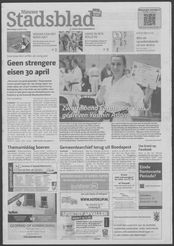 Het Nieuwe Stadsblad 2014-04-23
