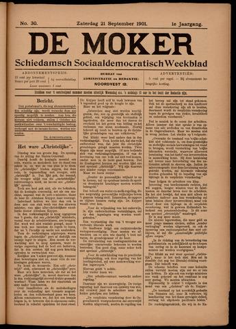 De Moker 1901-09-21