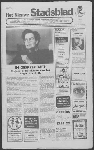 Het Nieuwe Stadsblad 1972-03-03