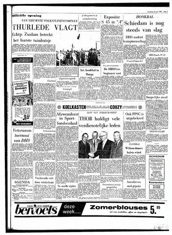Rotterdamsch Parool / De Schiedammer 1964-06-15