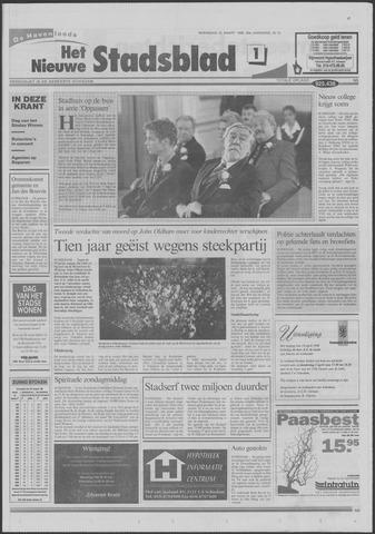 Het Nieuwe Stadsblad 1998-03-25