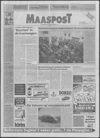 Maaspost / Maasstad / Maasstad Pers 1995-03-22