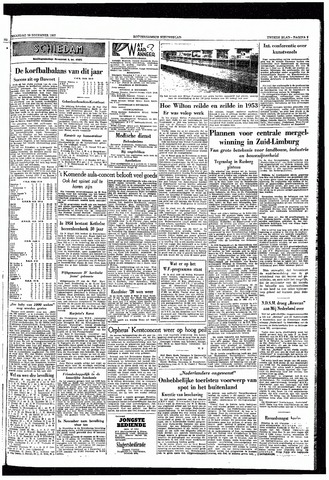 Rotterdamsch Nieuwsblad / Schiedamsche Courant / Rotterdams Dagblad / Waterweg / Algemeen Dagblad 1953-12-28