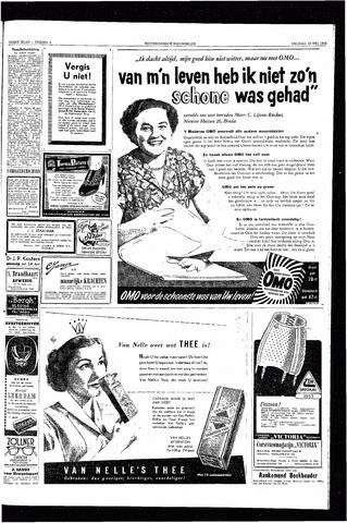 Rotterdamsch Nieuwsblad / Schiedamsche Courant / Rotterdams Dagblad / Waterweg / Algemeen Dagblad 1953-05-29