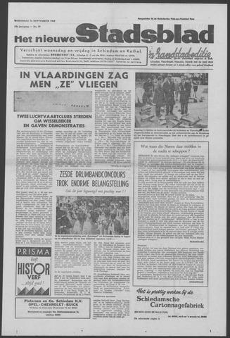 Het Nieuwe Stadsblad 1964-09-16