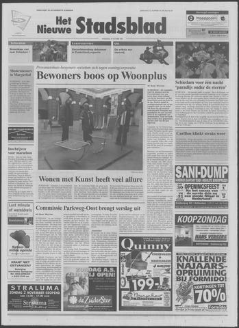 Het Nieuwe Stadsblad 2003-10-29