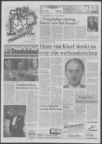 Het Nieuwe Stadsblad 1991-07-19