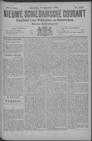 Nieuwe Schiedamsche Courant 1897-09-04
