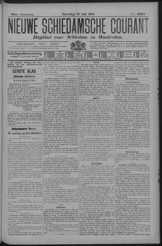 Nieuwe Schiedamsche Courant 1913-07-19