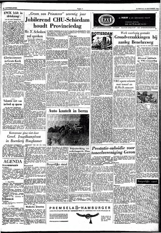 Trouw / De Rotterdammer 1964-09-12