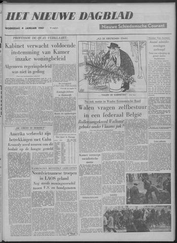 Nieuwe Schiedamsche Courant 1961-01-04