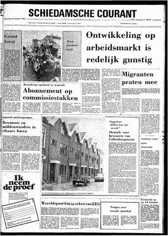 Rotterdamsch Nieuwsblad / Schiedamsche Courant / Rotterdams Dagblad / Waterweg / Algemeen Dagblad 1979-10-10