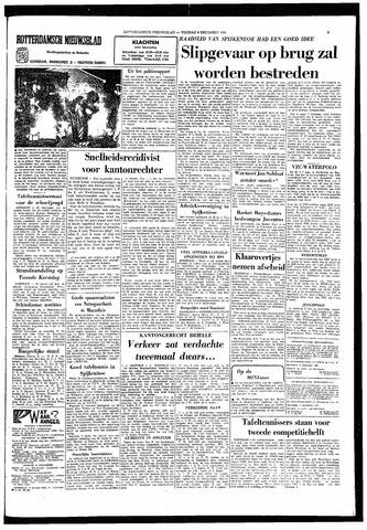 Rotterdamsch Nieuwsblad / Schiedamsche Courant / Rotterdams Dagblad / Waterweg / Algemeen Dagblad 1966-12-09