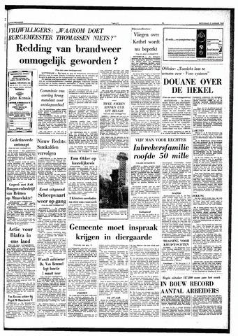 Trouw / De Rotterdammer 1969-01-08